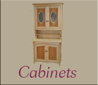 cabinets button