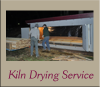 kiln drying service