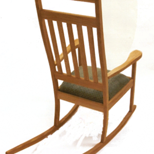 rocking chair back