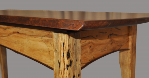 walnut spalted table detail gray - Copy