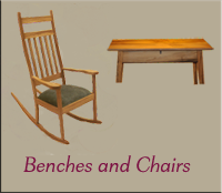 benches and chairs button