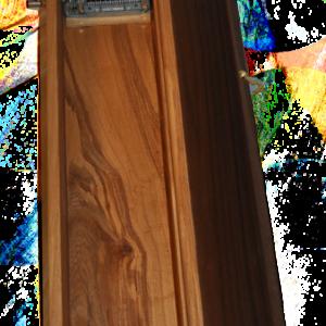 Long music box open